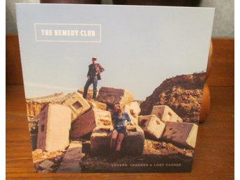 REMEDY CLUB - Lovers, Legends & Lost Causes ** americana med klass! ** 2017 **