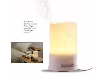 Ultrasonic LED Humidifier Aromatherapy Oil Diffuser Air Purifier