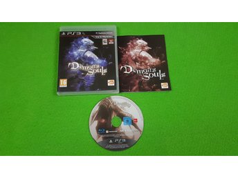 Demons Souls KOMPLETT Ps3 Playstation 3