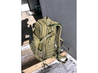 5.11 Tactical Rush 12 Ryggsäck - Svart (323346618) ᐈ Köp på Tradera edb4411ed0083