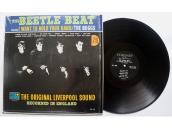 ** The Buggs ‎– The Beetle Beat: The Original Liverpool Sound **