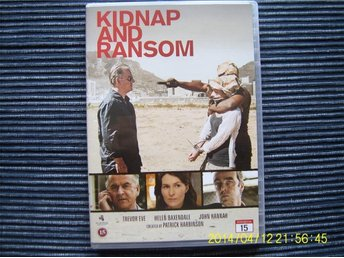 DVD - Kidnap and ransom (Säsong 1)