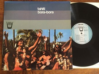 LP TAHITI BORA-BORA - Arion Records