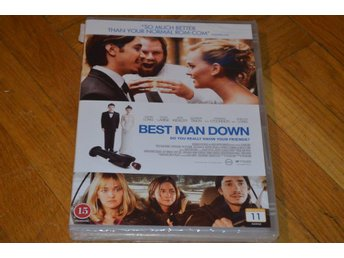 Best Man Down ( Tyler Labine Justin Long ) 2012 - DVD INPLASTAD