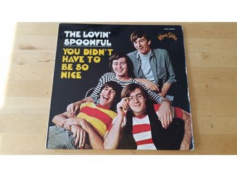 The lovin spoonful - You didnt have to be so nice