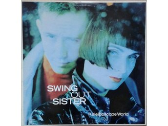 Swing Out Sister title* Kaleidoscope World*  Synth-pop LP US