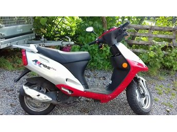 Klass 2 moped.