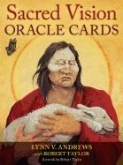 Sacred Vision Oracle Cards 9781582706498