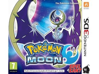 Pokemon Moon (Bergsala UK4)