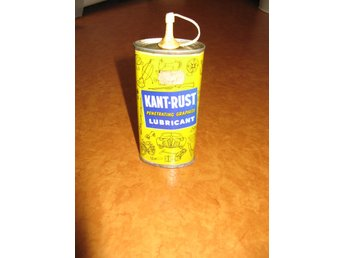 Handy oil burk KANT RUST grafitolja