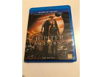 Jupiter Ascending - Sv. Text - Blu ray 3D