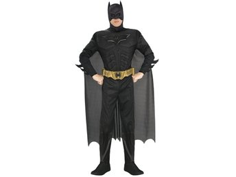 Batman - Dark Knight Rises - Maskeraddräkt, Medium