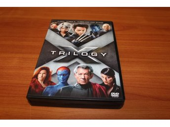 Dvd-box: X-men - Trilogy