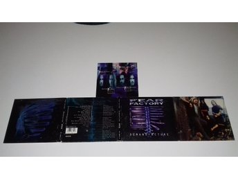 Fear Factory - Demanufacture CD Limited Edition Digipak Digipack