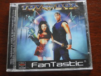Toy-Box - FanTastic CD 1999