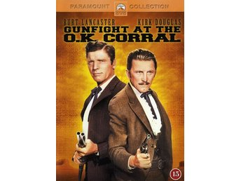 Gunfight at the O.K. Corral - 1957 (Burt Lancaster, Kirk Douglas)