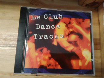 Le Club Dance Tracks, CD
