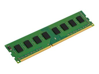 Kingston KCP 4GB 1600MHz, DDR3, CL11, 1XR8, EJ-ECC, obuffrad