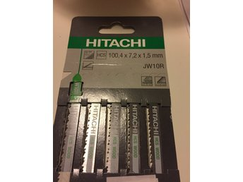 Hitachi sticksågblad HCS 100,4x7,2x1,5mm