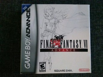 Final Fantasy VI Advance, GBA/Game Boy Advance