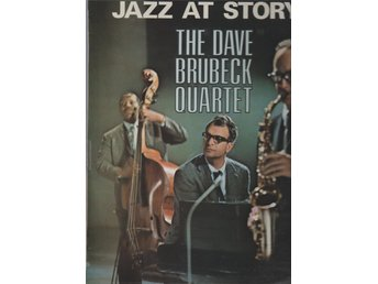 The Dave Brubeck Quartet at Stortville America 30 6073