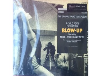 HERBIE HANCOCK - BLOW-UP ORIGINAL SOUNDTRACK 180G NY LP