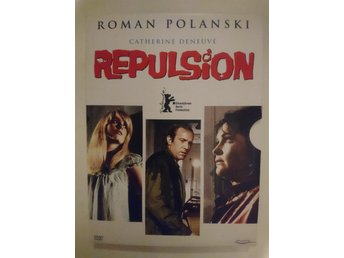 Repulsion - Roman Polanski -65 DVD