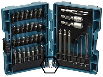 Makita Borr/Bit Set