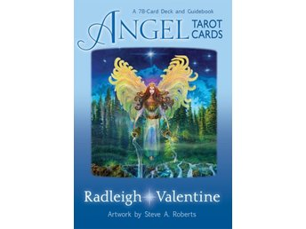 Angel Tarot Cards 9781401955960