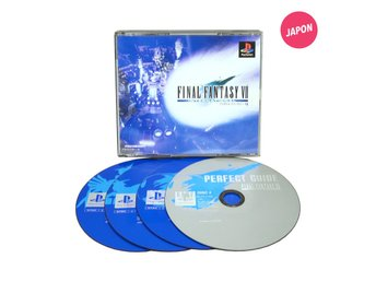 Final Fantasy VII International (JAP / PS1)