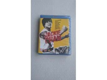 Blu-Ray: Jackie Chan box vintage Collection (inplastad)