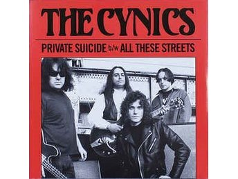 The Synics - Private suicide, vinylsingel från 1994 i toppskick!
