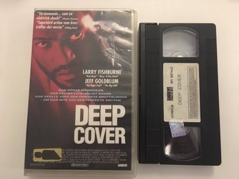 Deep Cover (Jeff Goldblum, Laurence Fishburne) *fd hyr *Sandrews