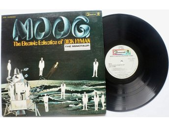 ** Moog - The Electric Eclectics of Dick Hyman **