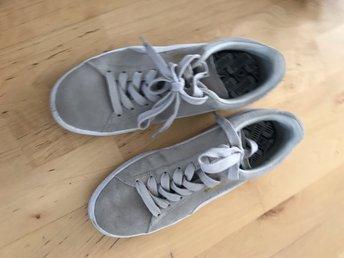 Lila skor, Gabor, storlek 7 (40,5) (354536814) ᐈ Köp på Tradera