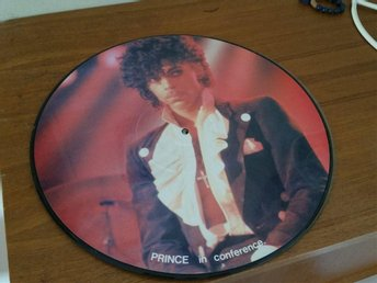 Picture disc Lp Prince