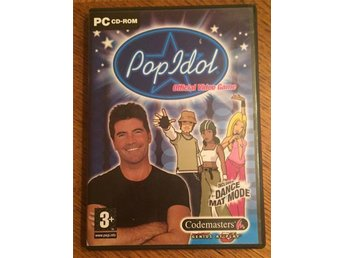Pop Idol Official Video Game - PC CD-Rom