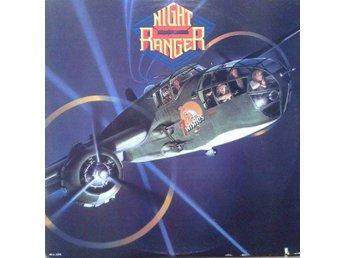 Night Ranger title* 7 Wishes *US LP - Hägersten - Night Ranger title* 7 Wishes *US LP - Hägersten