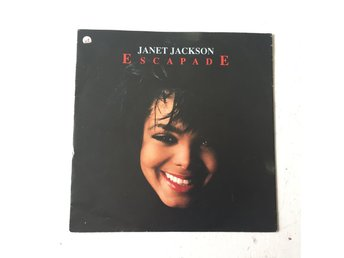 "JANET JACKSON - ESCAPADE. (NM 7"")"