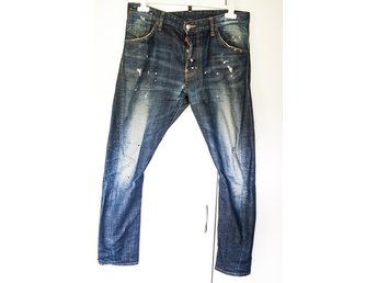 Dsquared2 jeans storlek 48 Kenny Twist