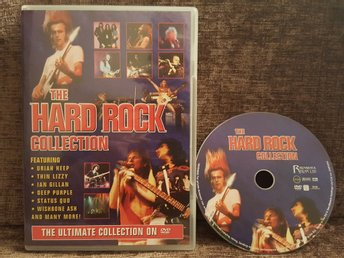 The Hard Rock Collection - DVD