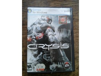 PC DVD spel Games for Windows CRYSIS 2 DVD
