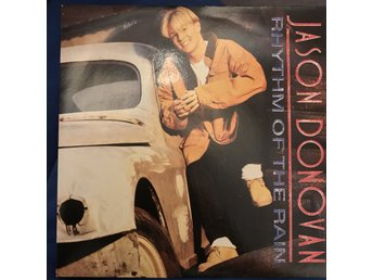 Jason Donovan - Rhyrhm of the rain. 1990. nm.
