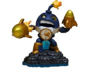 Wii PS3 PS4 mm Skylanders Swap Force Skylander Figur - Countdown