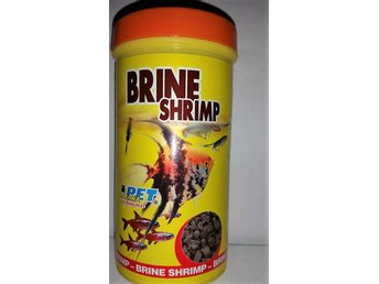 Brine shrimp  100 ml