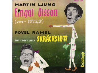 "Martin Ljung / Povel Ramel - Fingal Olsson (7"", Single)"