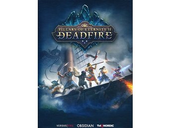 Pillars of Eternity 2 Deadfire (PC)