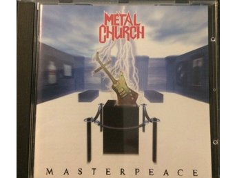METAL CHURCH MASTERPEACE I TOPPSKICK!