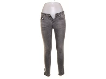 Perfect Jeans Gina Tricot, Jeans, Strl: 26/30, Grå