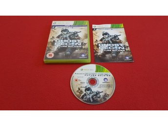 GHOST RECON FUTURE SOLDIER till Xbox 360